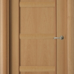 Contemporary wooden Internal Doors