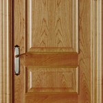 cherry panel classic door