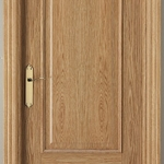 oak panel classic door