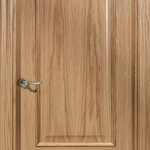 panel classic oak door