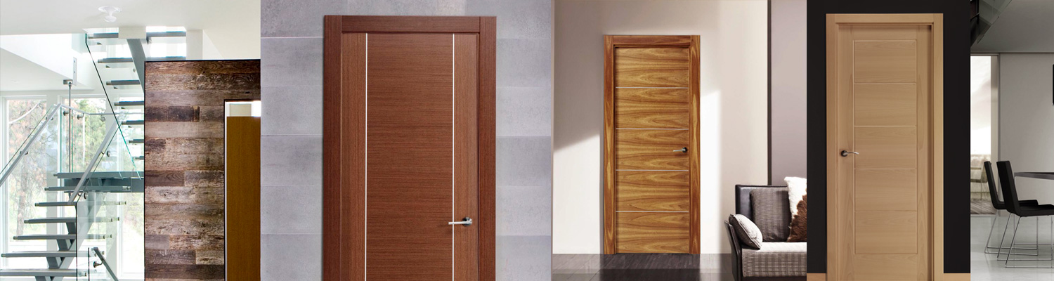 Contemporary Internal Doors Bespoke Options Available